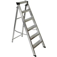 Youngman INDUSTRIAL Aluminium Step Ladder 6