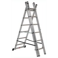 Youngman COMBI 100 4 Way Combination Ladder 6.7m