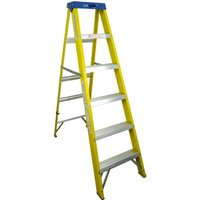 Youngman CATWALK TRADE Fibreglass Step Ladder 6