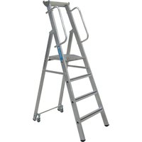 Zarges Mobile Master Step Ladder 8