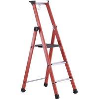 Zarges Fibreglass Platform Step Ladder 5