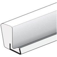 Trend Aqua 109 Weatherseal Strip White 10m