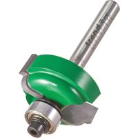 Trend CRAFTPRO Radius Bearing Guided Router Cutter 31mm 12 7mm 1 4
