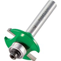 Trend CRAFTPRO One Piece Slotting Router Cutter 3mm 31 8mm 8mm