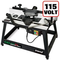 Trend CRAFTPRO Mk3 Router Table 110v