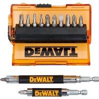 DeWalt 14 Piece Screwdriver Bit Set