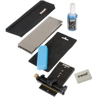 Trend Diamond Whetstone Honing and Sharpening Kit