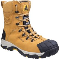 Amblers Mens Safety FS998 Waterproof Safety Boots Honey Size 10