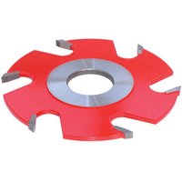Trend TCT Grooving Cutter 125mm 4mm 30mm