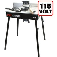 Trend PRT Professional Router Table 110v