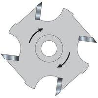 Trend Slotter Blade for 12MM Bore 33 1 Arbor 50mm 5mm 12mm