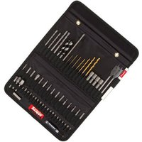 Trend 60 Piece Snappy Tool Holder and Imp Driver Bit Set