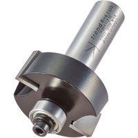 Trend TRADE RANGE Bearing Guided Rebater Router Cutter 35mm 1 2