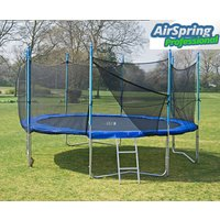 Click to view product details and reviews for Airspring Professional 14ft Trampoline Package.
