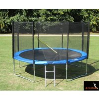 Acrobat 14ft trampoline package