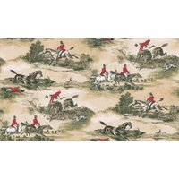 Lewis & Wood Wallpapers Hunting Scenes 1860, LW60