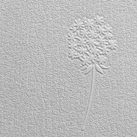 Anaglypta Wallpapers Dandelion Blush, RD80005