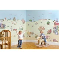 FunToSee Stickers Funberry Farm Room Make-Over Kit, 01005
