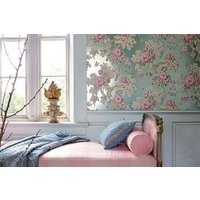 Anna French Wallpapers Bird in the Bush, BIRNW072