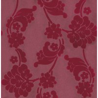 Anna French Wallpapers Velvet Jacquard Flock, VELNW056