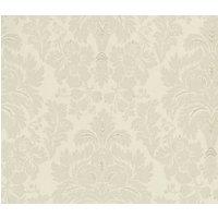 Zoffany Wallpapers Alvescot Silver, ZCDW07004