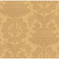 Zoffany Wallpapers Long Gallery Gold, ZCDW08002