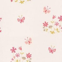 Camengo Wallpapers Allover Butterflies and Flowers, 928 30 51