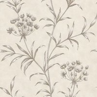 Zoffany Wallpapers Agapanthus Linen, ZPAW04002