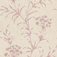 Zoffany Wallpapers Agapanthus Red, ZPAW04004
