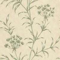 Zoffany Wallpapers Agapanthus Green, ZPAW04005