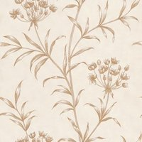 Zoffany Wallpapers Agapanthus Gold, ZPAW04006