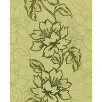 Kandola Wallpapers Amati Flocked Wallpaper crystallised , W1480/02/001