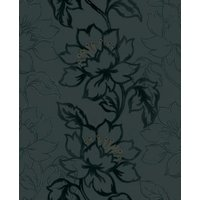 Kandola Wallpapers Amati Flocked Wallpaper crystallised , W1480/03/246