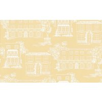 Little Greene Wallpapers Hampstead Yellow Apple, 0271HAYELLO