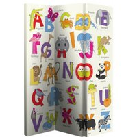 Arthouse Room dividers Animals ABC Screen, 008143
