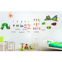FunToSee Stickers The Very Hungry Caterpillar, 07001