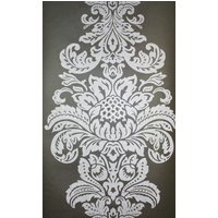 Kandola Wallpapers Damask Beaded Wallpaper crystallised, W1505/04/215