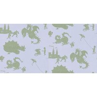 PaperBoy Wallpapers Ere-be-dragons Grey, EBD Grey