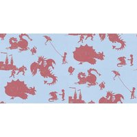 PaperBoy Wallpapers Ere-be-dragons Red, EBD Red