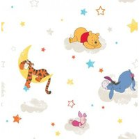 Kids @ Home Wallpapers Pooh Rise & Shine, DF70799