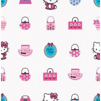 Kids @ Home Wallpapers Hello Kitty Fashion, DF73499