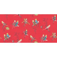 Blendworth Wallpapers Chirpy Red, BL-1201-03