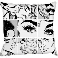Digetex Cushions Bond Girls Cushion, Bond Girls