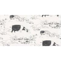 Belynda Sharples Wallpapers Pig, AOW-PIG 2