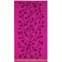Scion Towels Berry Tree Cerise Hand Towel, 303010