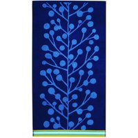 Scion Towels Berry Tree Lagoon Hand Towel, 303610
