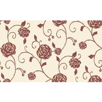 Crown Wallpapers Gilt Rose, M0768