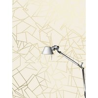 Erica Wakerly Wallpapers Angles Cream Gold, ANG G/C