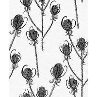 Earth Inke Wallpapers Teasels - Magpie, TSL1