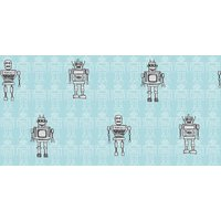 Albany Wallpapers Retro Robot, 534001